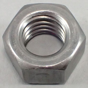 Hex Nut Unified, UNC, Iron, Packed