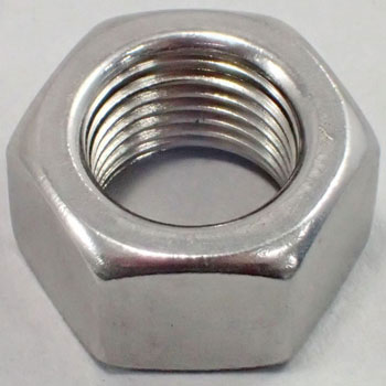 Hex Nut Unified, UNF, Coated, Stainless Steel