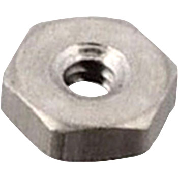 Hex Nut DIN Standard, Stainless Steel, Packed Product