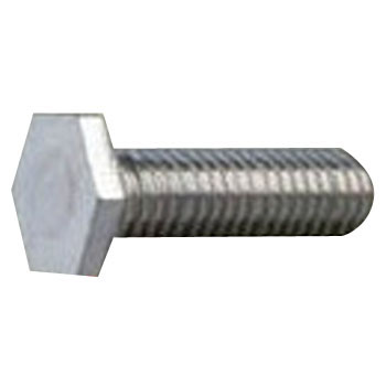 Ultra Low Head Hex Bolt, Stainless Steel