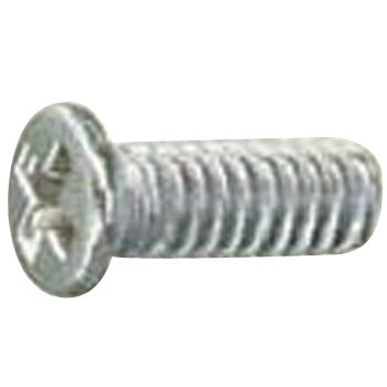 Phillips Flat Head Screw, Stainless Steel, Small Box