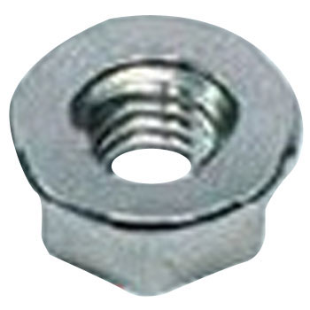 Flange Nut, No-Serrated