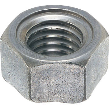 Hex Weld Nut 1A Type Pilot, Iron, Small Box