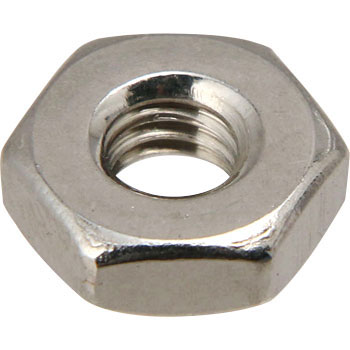 Hex Nut Unified, UNF No Coat, Stainless Steel