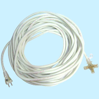 Extension Cord Soft, Pilot Lamp, 20m
