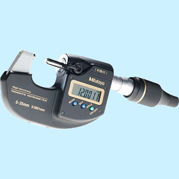High Precision Digimatic Micrometer