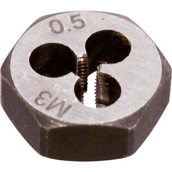 Hex Re Threading Nut Dies, Meter Screw