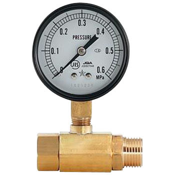 Water Pressure Gauge For Measure Dynamic Water Pressure