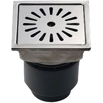 Square Drainage Grate Unit