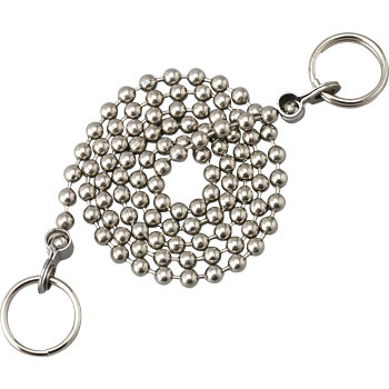 Basugomu plug ball chain