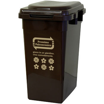 Waste Basket, 32L