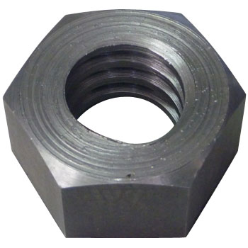 80 Percent Trapezoidal Hex Head Nut, A Type, Right Screw, R, Iron