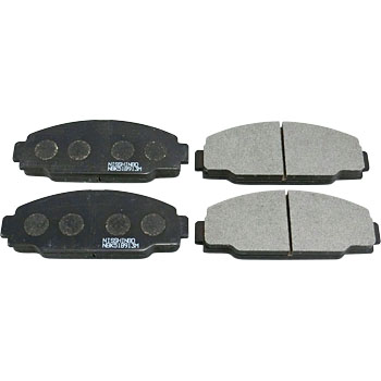 Disc Brake Pads, Toyota