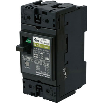NE circuit breaker (agreement type) E Series C type surface-shaped