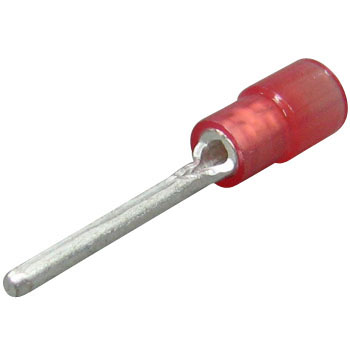 Crimp terminal with insulation coating (TME TC type) Rod type nylon