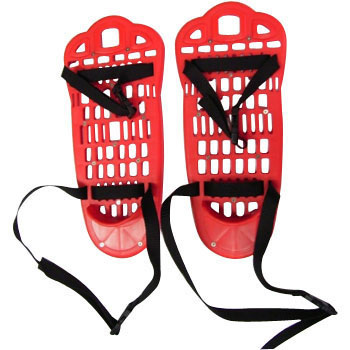One Touch Snowshoes