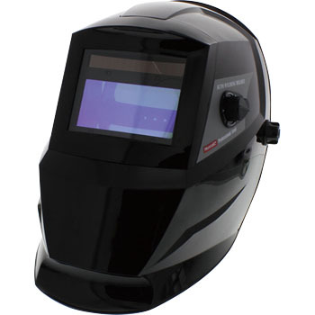 Auto Darkening Welding Helmet, 1/20000 speed