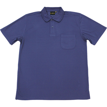Platinum Nano Short Sleeve Polo Shirt, Stink Free