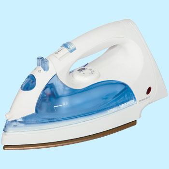 Steam iron cordless