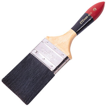 Pig Hair Paintbrush