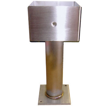 Stainless Column Base