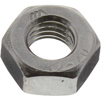 Hexagon Nut Type 2, Stainless Steel