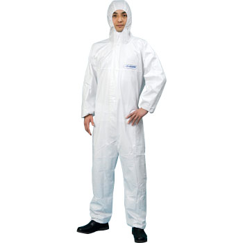 AZ GUARD 4010 Coverall, Porous Film, JIS Adjustment