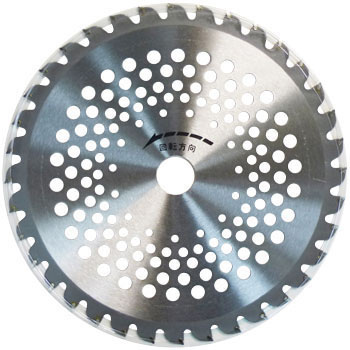 Lightweight Mowing Chip Saw