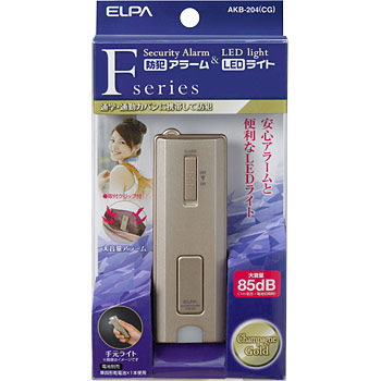 LED Security Alarm