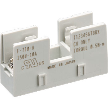 Fuse Holder Horizontaly Articulated Connection Type F-710