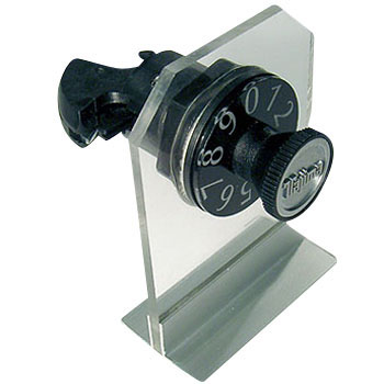 96 Combination Lock, Vertical Sliding Door