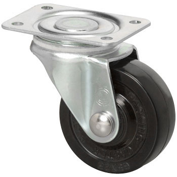 Synthetic Rubber Caster