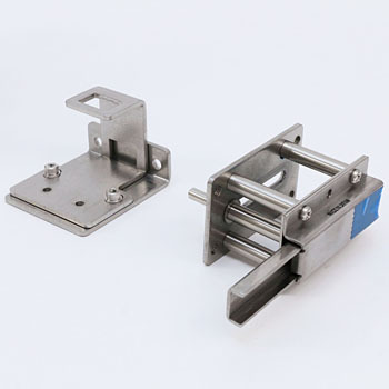 Small Safety door switch / slide key unit D4NS / D4NS-SK