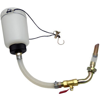 Flexible Brake Bleeder Tank