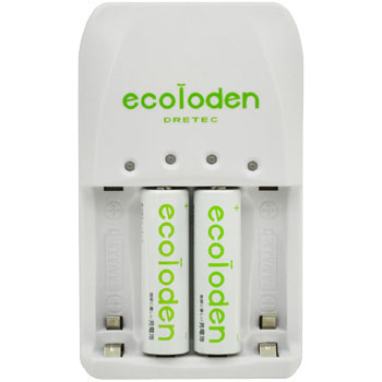 Charging Battery Charger Set, ecoloden