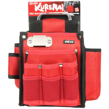 Fanny Pack Tool Kit, Red