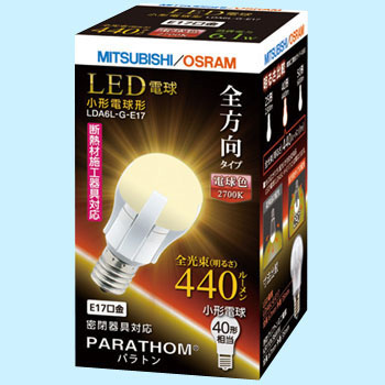LED Bulb Omni Directional Type