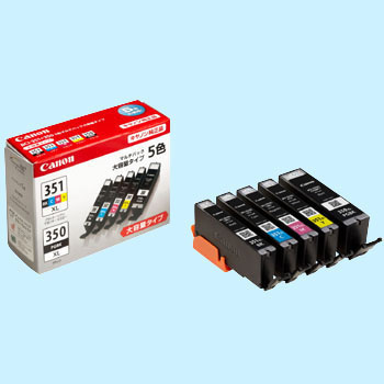 Ink Cartridge BCI-351XL/BCI-350XL