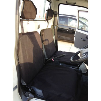 Small Truck Seat Cover, Driver and Front Passenger Seat