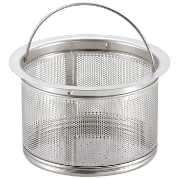 Stainless steel basket for MK