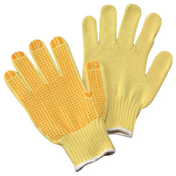 PVC Kevlar Gloves