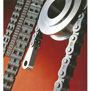 Leaf chain type AL