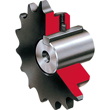 RS 50 fit bore sprocket 1 B type