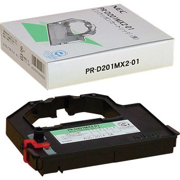 NEC PR-D201MX2-01 Ink Ribbon, Genuine