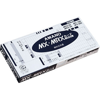 Time Card MX MRX Card