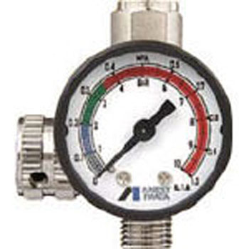 Pressure Gauge, Straight Type