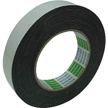 Foam Butyl Rubber Base Material Double Sided Tape