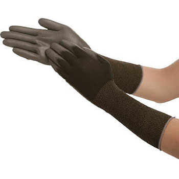 Palm Coated Gloves No.262, Unlined, Sleeve Cover