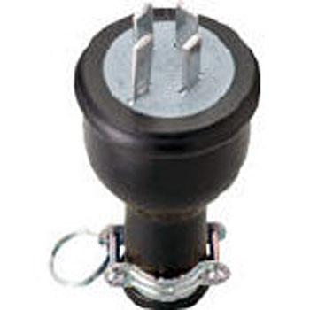 Water Proof Rubber Plug Grounding 3P