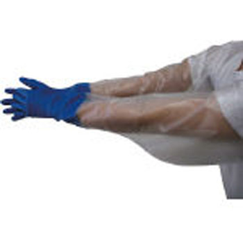 PVC Gloves, Sleeves